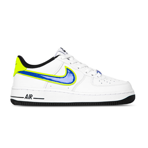 Air Force 1 '07 GS White Racer Blue Volt DB1555 100