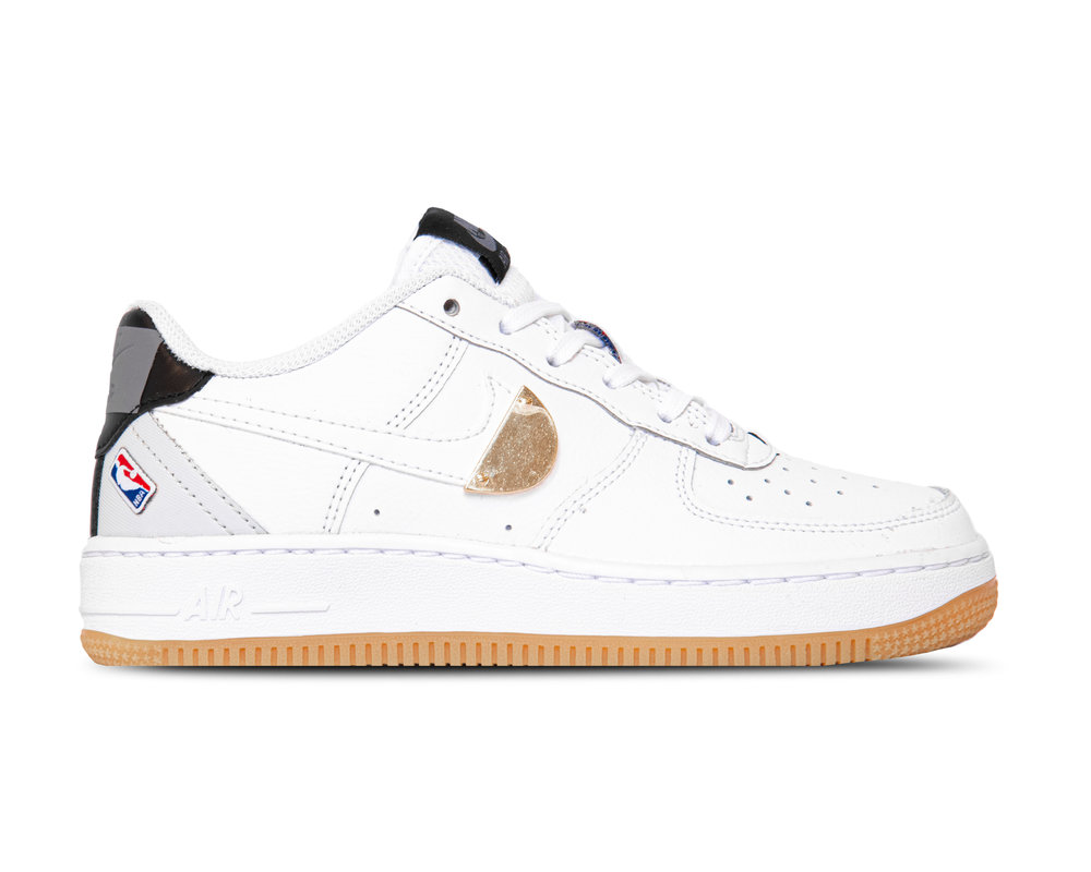 Nike Air Force 1 LV8 1 HO20 GS White Pure Platinum Cool Grey CT3842 100