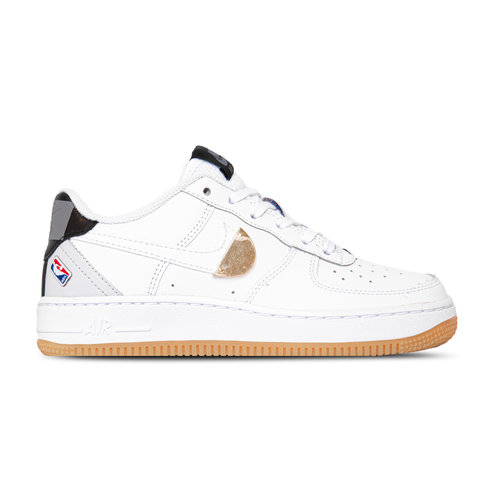 Air Force 1 LV8 1 HO20 GS White Pure Platinum Cool Grey CT3842 100