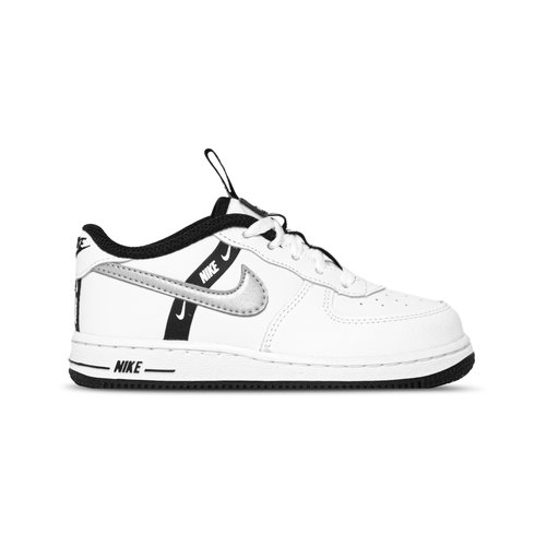 Force 1 LV8 KSA TD White Black Reflective Silver CT4682 100