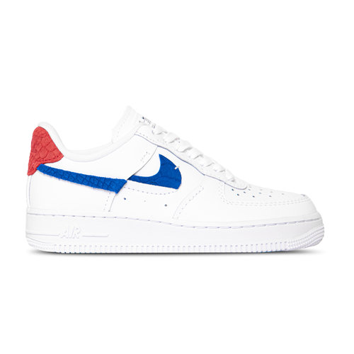 W Air Force 1 LXX White Game Royal University Red DC1164 100