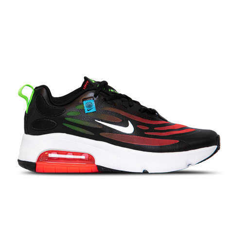 Air Max Exosense SE Black White Flash Crimson CV3016 001