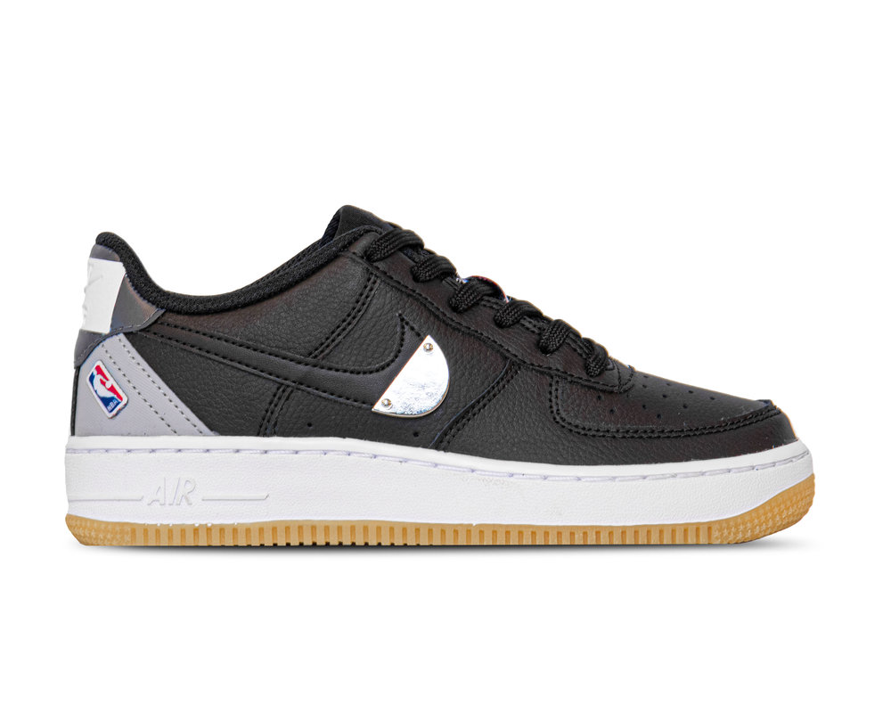 Nike Air Force 1 LV8 1 H020 GS Black Wolf Grey CT3842 001