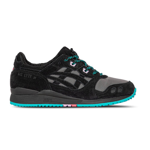 Gel Lyte III OG Gore Tex Graphite Grey Black 120A024 020