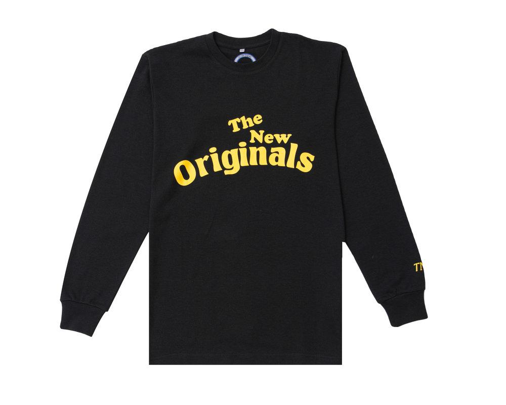 The New Originals Workman Longsleeve Black TNO61