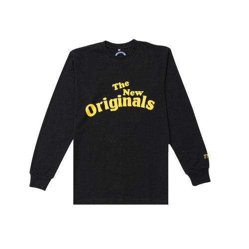 Workman Longsleeve Black TNO61