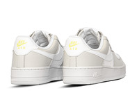 Nike Air Force 1 07 Light Bone White Photon Dust Life Lime DC1165 001