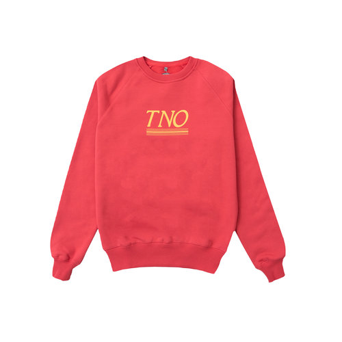 Underline Sweater Burgundy TNO64