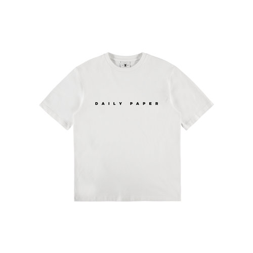 Alias T Shirt White NOST20
