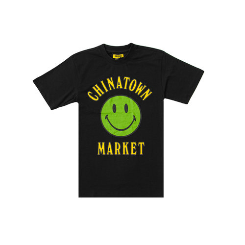 Smiley Multi Tee Black 1990273 0001