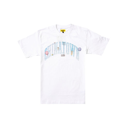 Beach Arc Tee White 1990271 1201