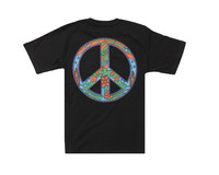 Chinatown Market Hippie Tee Black 1990012 0001