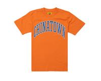 Chinatown Market Arc Tee Orange 1990277 0602