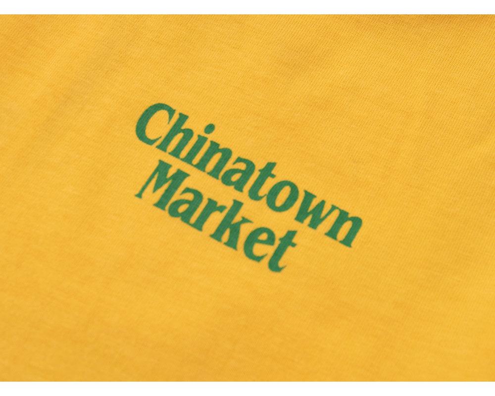 Chinatown Market Lawyer Tee Yellow 1990272 0201
