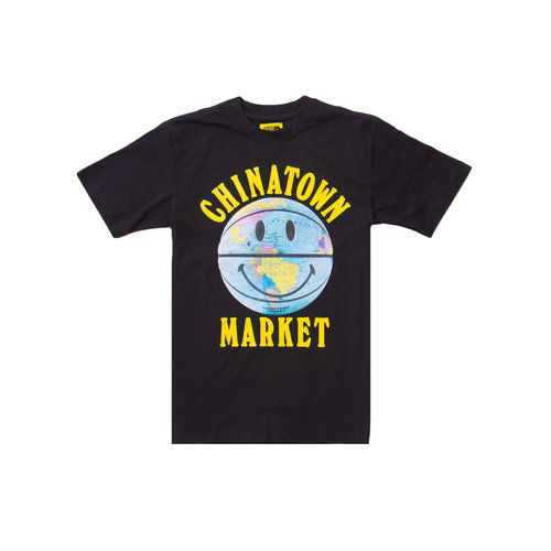 Smiley Globe Ball Tee 1990276 0001