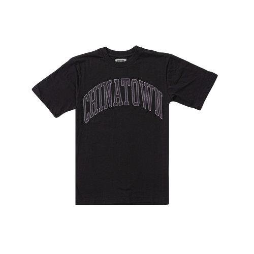 Corduroy Tee Black 1990005 0001