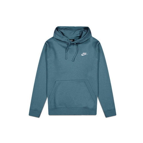 NSW Club Fleece Hoodie Ash Green White BV2654 058