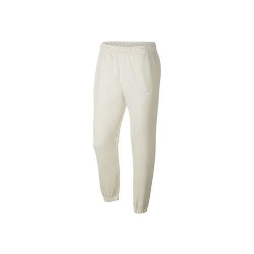 NSW Club Fleece Pants Light Bone White BV2737 072