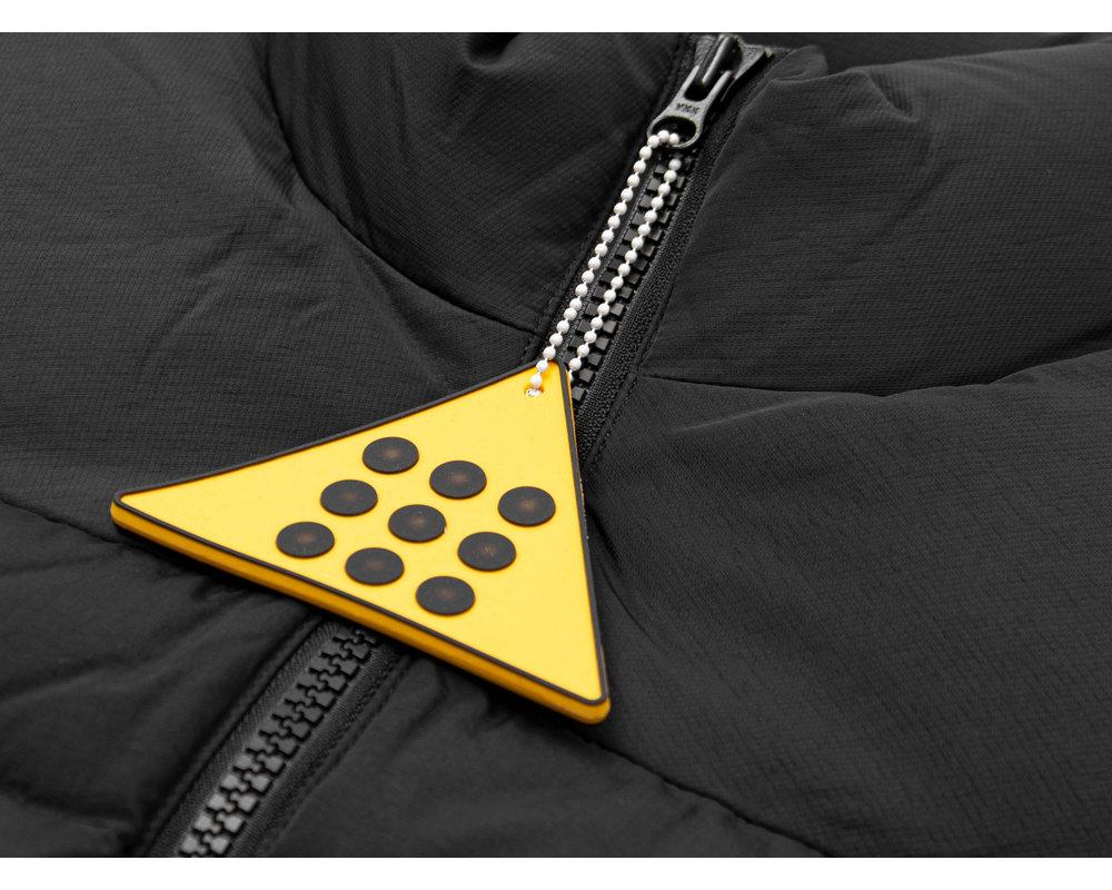 The New Originals Cloud Nine Dots Puffer Jacket Black TNO67