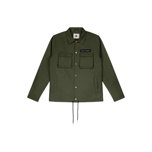 Coach Jacket Green 00N1PA05 04