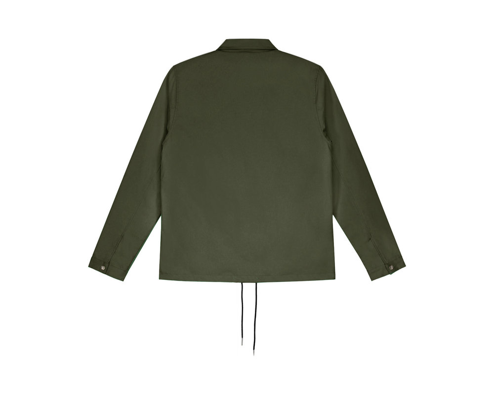 Daily Paper Coach Jacket Green 00N1PA05 04