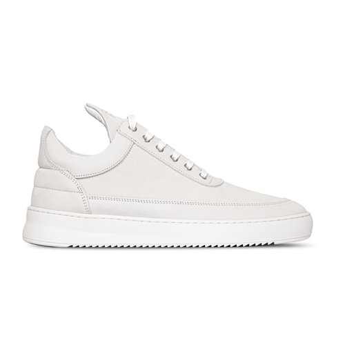 Low Top Ripple Basic All White 3042172 1855