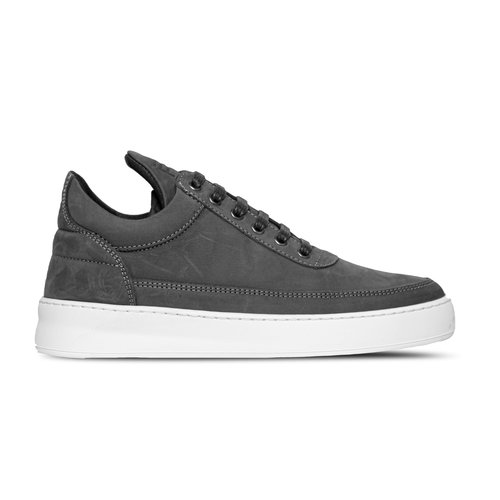 Low Top Plain Lane Nubuck Dark Grey 2972629 1874