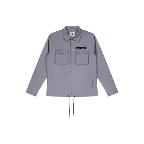 Coach Jacket Grey  00N1PA05 05