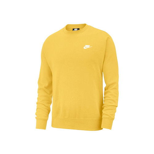 NSW Club Fleece Crewneck Solar Flare White BV2662 761