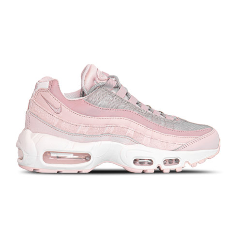 Wmns Air Max 95 Barely Rose Plum Chalk Silver Lilac CI3710 600