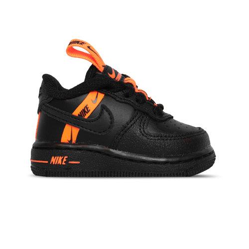 Force 1 LV8 KSA TD Black Total Orange CT4682 001