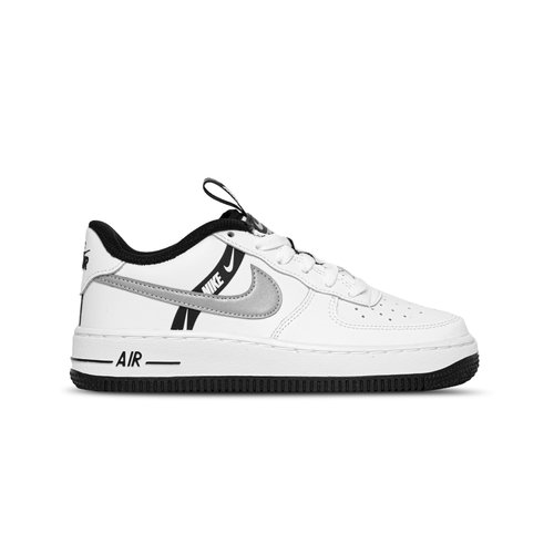Air Force 1 LV8 White Black Reflect Silver CT4683 100