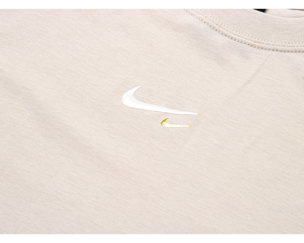 Nike NSW Essential Top WMNS Oatmeal DC0849 140