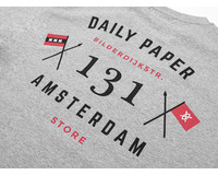 Daily Paper Amsterdam Store Tee Grey 2021348 23