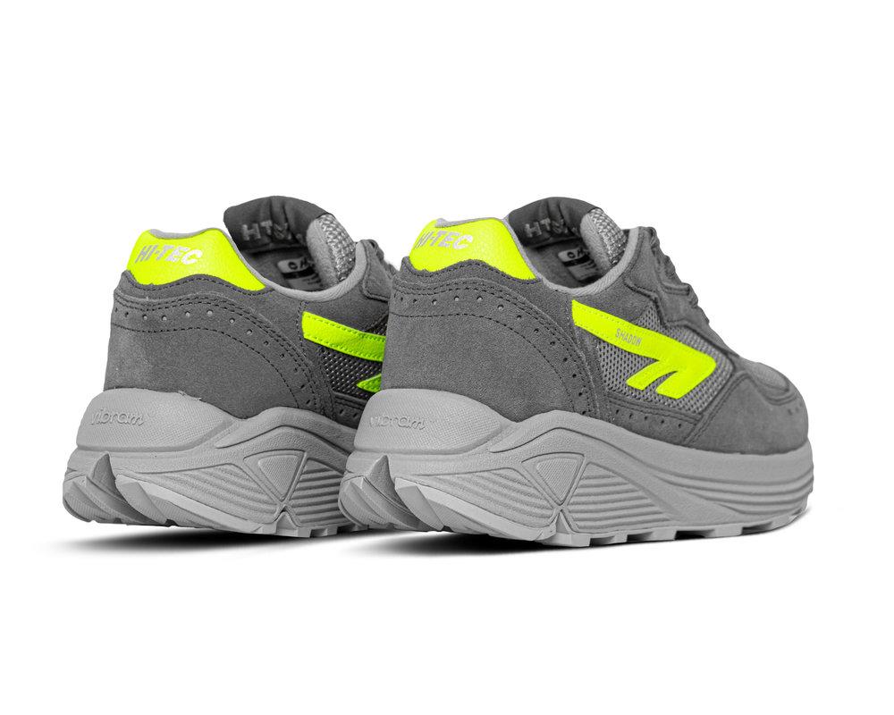 Hi Tec HTS Shadow RGS Grey Neon Yellow K010002 051 01