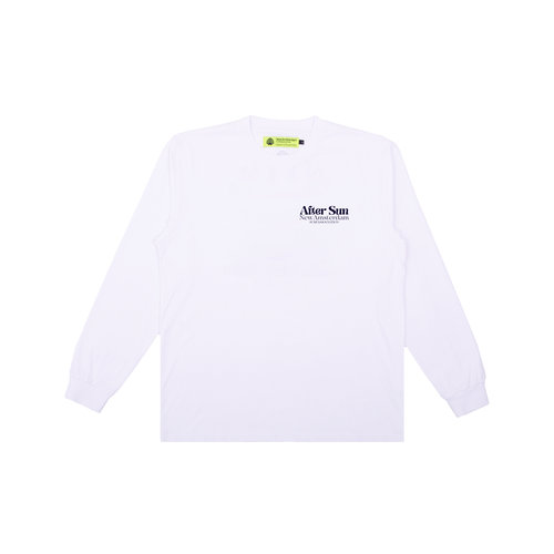 After Sun Longsleeve White 2021906
