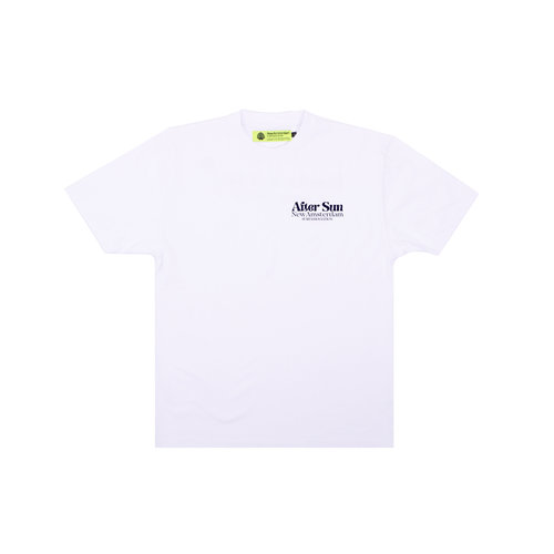 After Sun Tee White 2021904