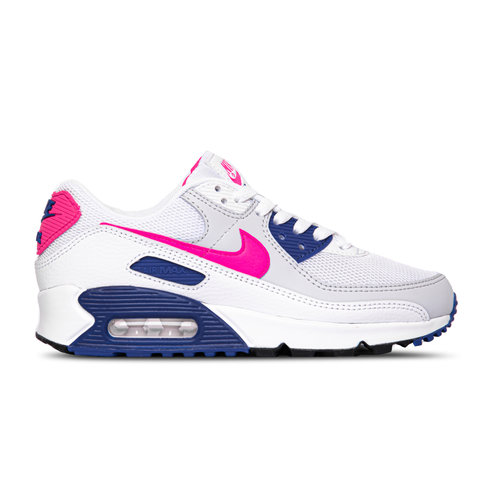 Air Max 90 White Hyper Pink Concord Pure Platinum DC9209 100