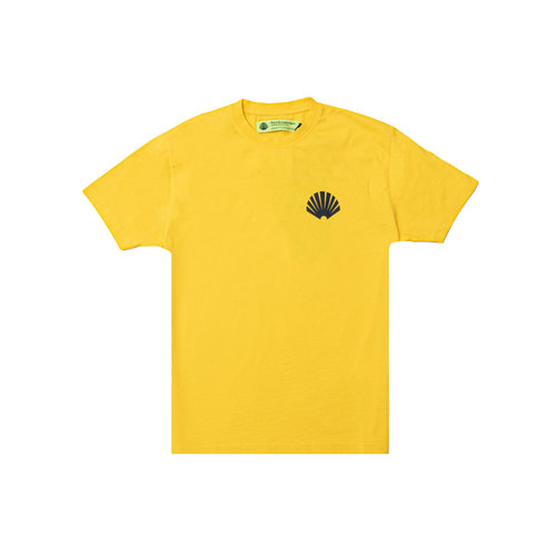Logo Tee Cyber Yellow 2021903