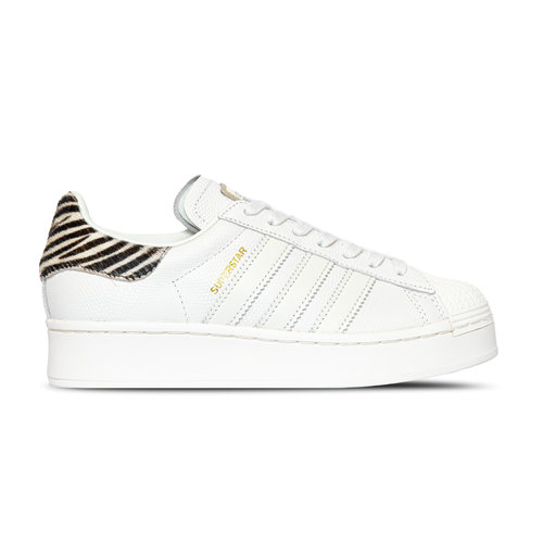 Superstar Bold W White Tint Off White Core Black FV3458