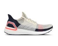 Adidas UltraBOOST 19 Clear Brown Chalk White Footwear White B37705