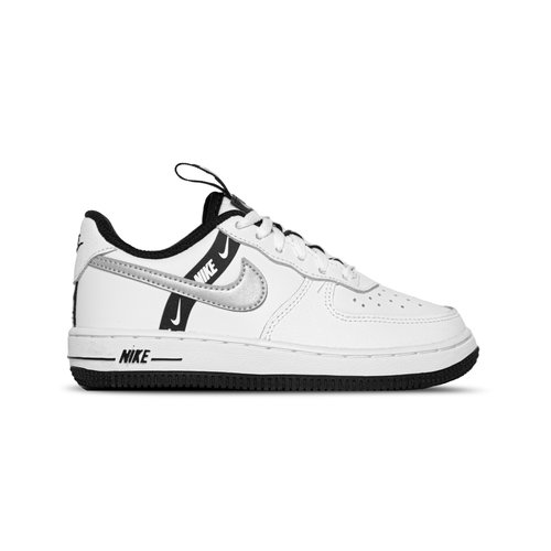 Force 1 LV8 KSA PS White Black Reflect Silver CT4681 100