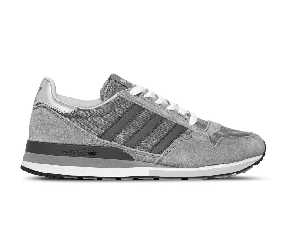 Adidas ZX 500 Grey Four Grey Six Grey Three FW2811