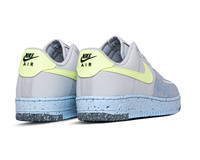 Nike Air Force 1 Crater Pure Platinum Volt Summit White CT1986 001