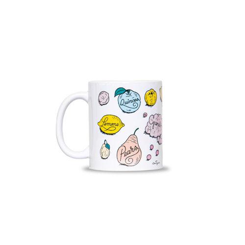 x Van Gogh Passion Mug White VG009