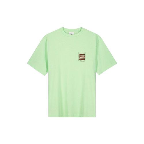 Horpat Tee Patina  Green 20S1TS01 01