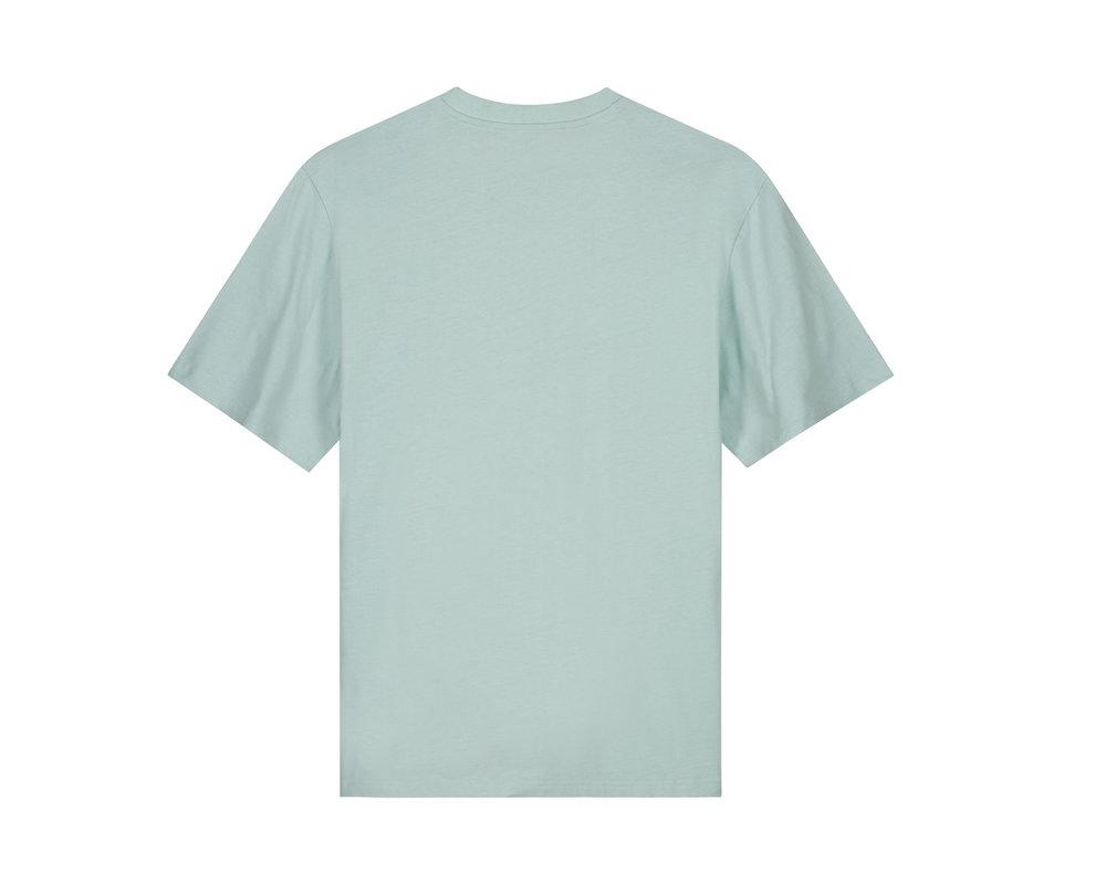 Daily Paper Elias Tee Pastel Turquoise 2111012