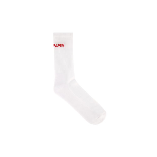 Etype Sock White Red 2111053
