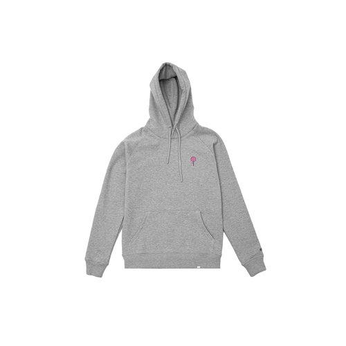 x Saša Ostoja Hoodie Grey BT1010 005