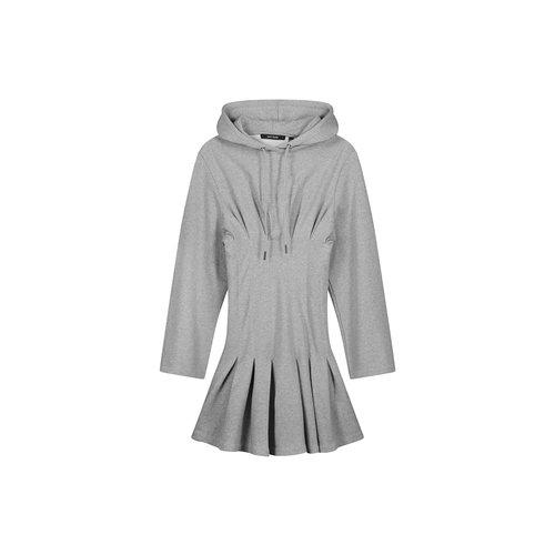 Wmns Kelotie Dress Grey Melange 2112106